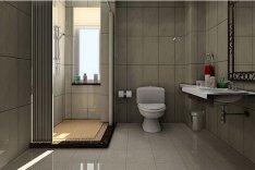 家庭小面积卫生间装修效果图