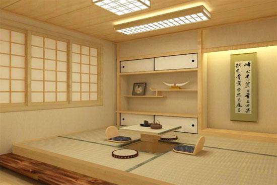 卧室榻榻米装修效果图