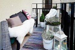 小户型家庭阳台扩容改造方式