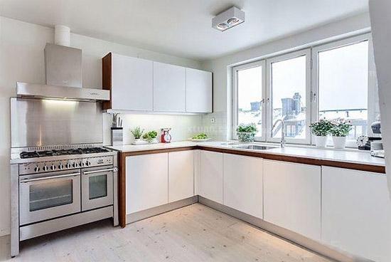 冬季农村厨房装修设计