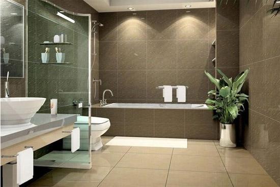 小面积卫生间装修效果图