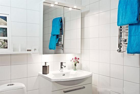小面积卫生间装修设计图