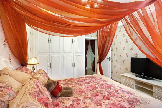 女生卧室装修设计图
