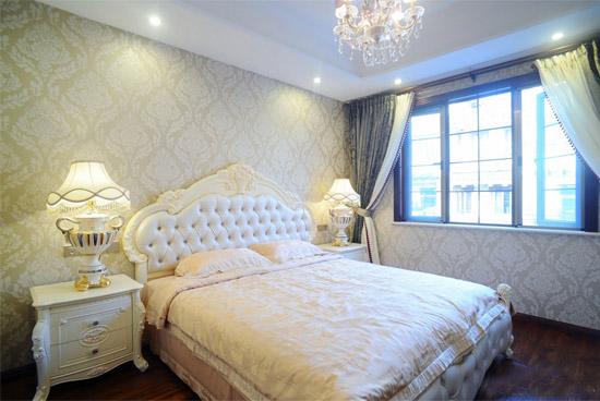 2017欧式卧室装修效果图大全