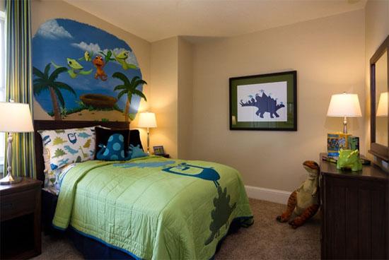 9平米儿童卧室装修效果图