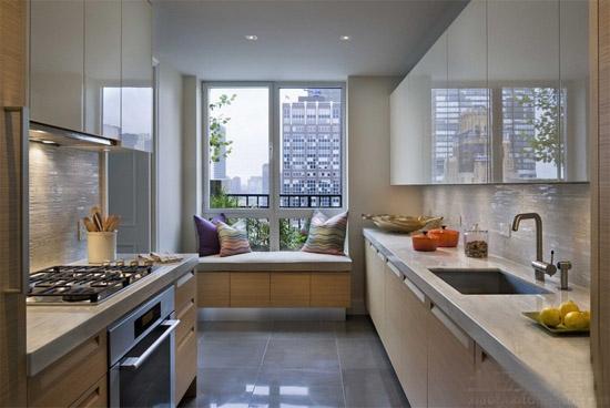 简单装修样板房效果图厨房