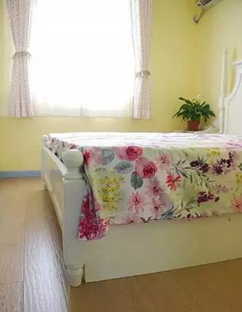 50平米老房子装修效果图(卧室)