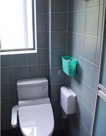 50平米老房子装修效果图(卫生间)