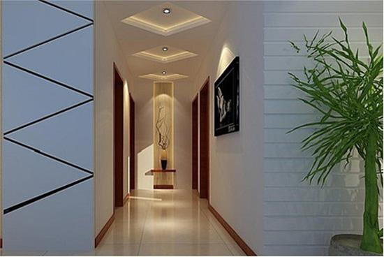 门厅吊顶装修效果图