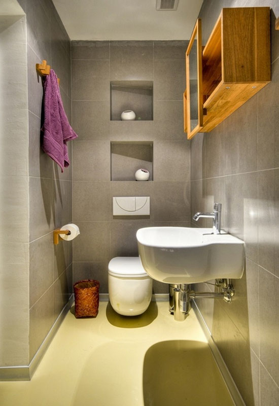 3 for Urban bathroom ideas