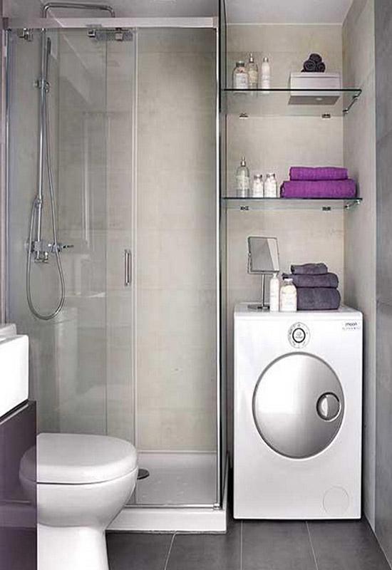超小面积卫生间扩容装修效果图