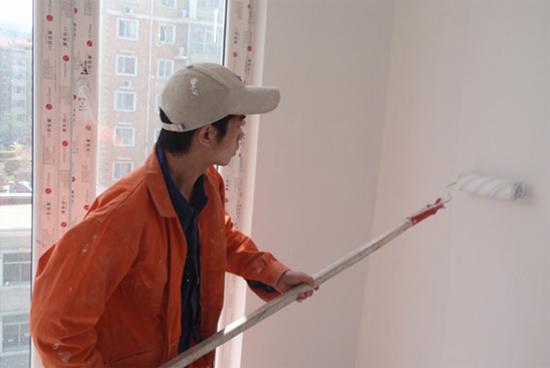 墙面刷漆亚博app苹果下载地址
