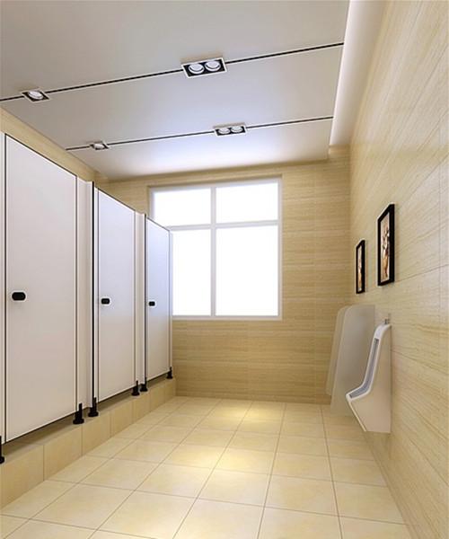 公共厕所装修设计图