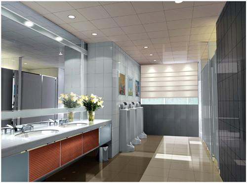 公共厕所效果图片