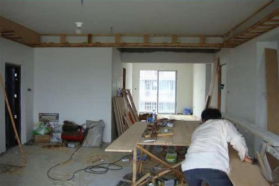 自己装修房子的步骤和流程