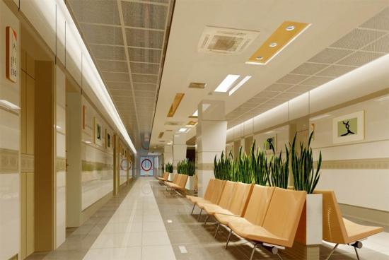 2015整形医院装修效果图高清图片