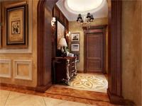 客厅玄关进门衣/鞋柜装修效果图